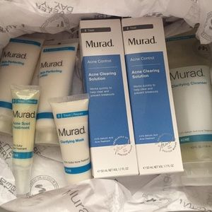 Murad acne breakout control 90 day kit